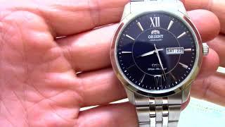 Часы Orient AB0B001D - видео обзор от PresidentWatches.Ru