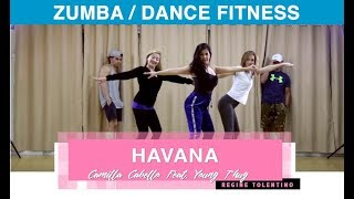 HAVANA - Camilla Cabello Feat. Young Thug - Regine Tolentino