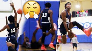 #1 16 Year Old Josh Christopher INSANE GAMEWINNER!! CRAZY JELLY AND DUNKS!!!