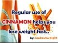 Benefits of Cinnamon for Weight Loss