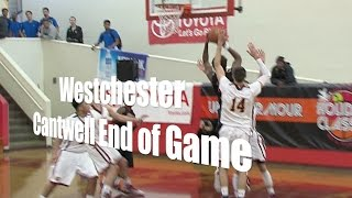 Westchester vs. Cantwell Sacred Heart, End of Game, 12/27/14