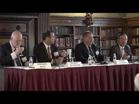 2016 New York Maritime Forum - New York as a Logistics Hub Panel