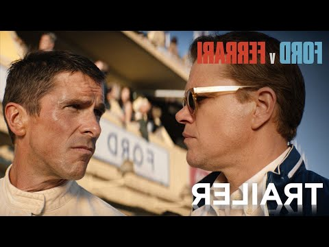FORD v FERRARI | Official Trailer #2 | Experience it in IMAX®… IN REVERSE!