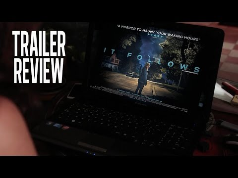 IT FOLLOWS - Trailer review