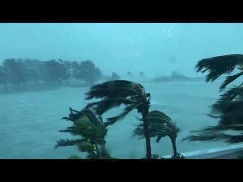 Hurricane Irma in Bal Harbour