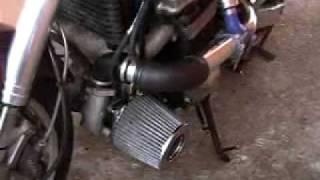 1200 bandit  turbo (moteur 1100 gsxr)