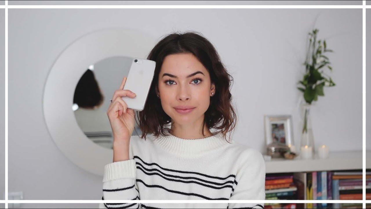 Instagram Q&A: krótkie włosy, praca modelki i plany na 2018