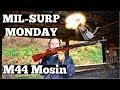 M44 Mosin REVIEW!