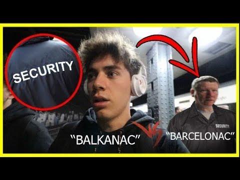 Balkanci VS Security !