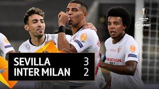 Sevilla vs Inter Milan (3-2) | UEFA Europa League Final Highlights