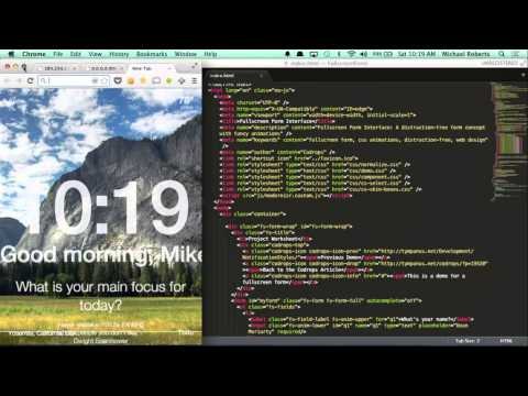 Building Mobile Apps With Cordova, Ionic Framework, And Drupal (DrupalCamp LA 2014) Mike Roberts