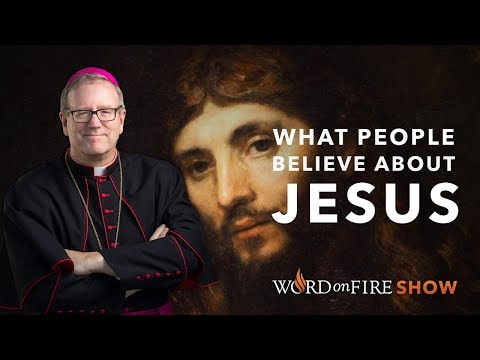 What People Believe About Jesus