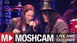 Slash ft.Myles Kennedy & The Conspirators - Doctor Alibi | Live in Sydney | Moshcam