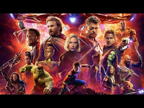 Avengers Infinity War - Original Soundtrack Extended