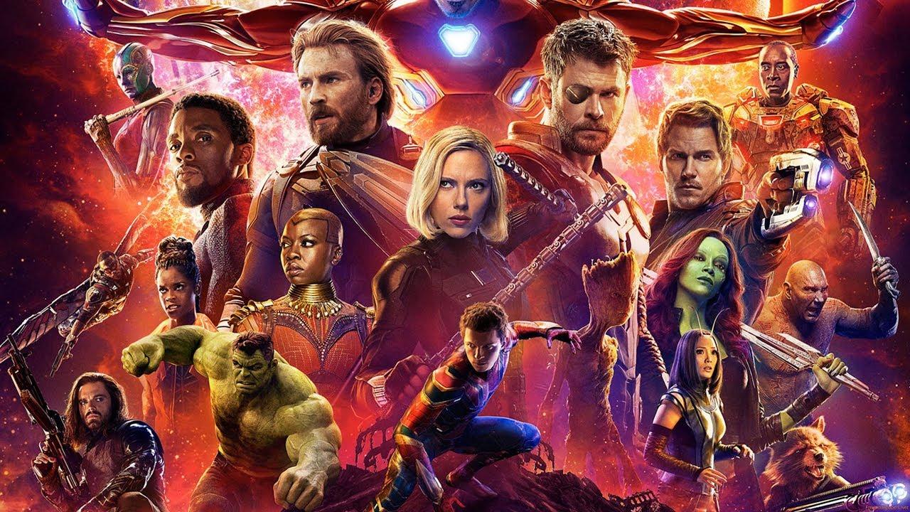 Avengers Infinity War - Origin...