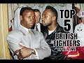 TOP 5 BRITISH BOXERS OF ALL TIME