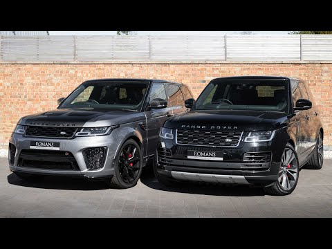 SVR Vs SVAutobiography - Which Range Rover Should You Buy?