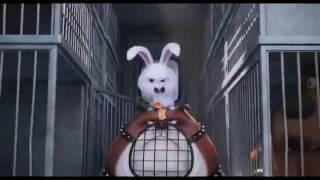 Кролик по имени Снежок Тайная жизнь домашних животных