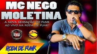 MC Nego Muletinha :: Apresentação ao vivo na Roda de Funk :: Especial