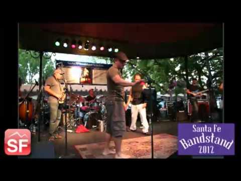 Nosotros Performance at Santa Fe Bandstand 2012