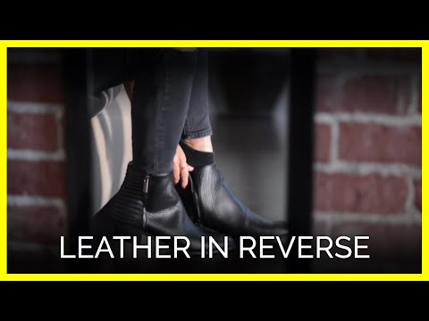 Leather In Reverse