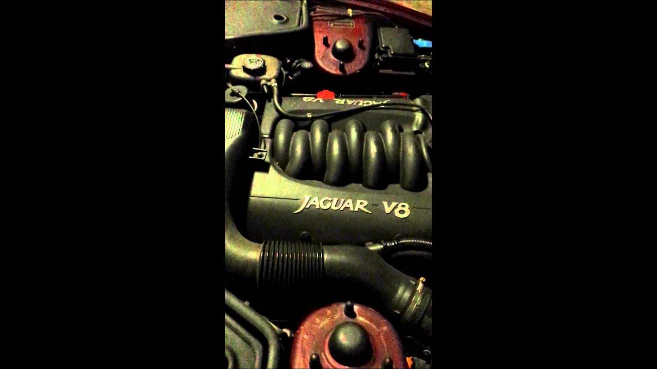 Jaguar Aj27 Engine