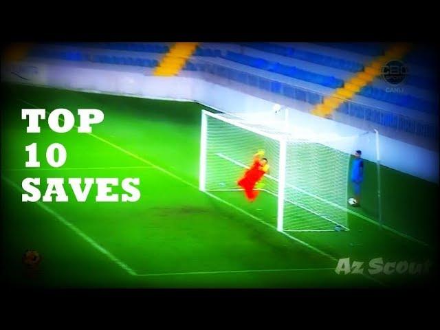 Top 10 Saves | August 2017 | Azerbaijan Clubs | HD