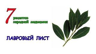 Лавровый лист. 7 рецептов народной медицины.