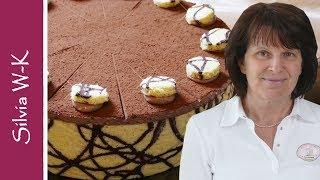Schokotorte - Torte exklusive Randverzierung - Highlight