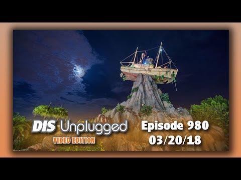 Walt Disney World Discussion | 03/20/18