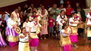 Akoako Mascot Tau'olunga - Tongan Faiva Day #5
