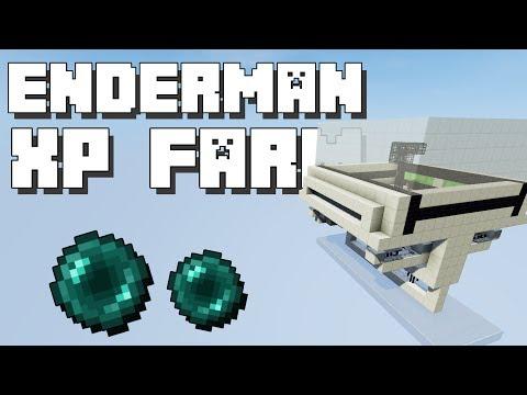 Minecraft: Enderman Xp Farm [With Spawner] [Also Blaze, Zombie Etc]