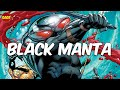 "Who is DC Comics Black Manta? Evil ""Batman"" of the Sea."