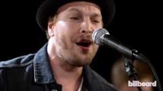 "Gavin Degraw Performs ""Not Over You"""