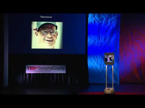 Goals for the Americans with Disabilities Act | Henry Evans | TEDxSonomaCounty