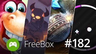 Skvělé hry zdarma: FreeBox #182 - Hellrider 2, Need A Hero