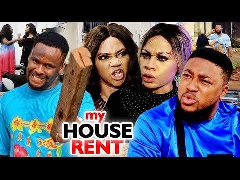 "MY HOUSE RENT SEASON 1&2 ""New Movie Alert"" (ZUBBY MICHAEL) 2020 LATEST NIGERIAN NOLLYWOOD MOVIE"