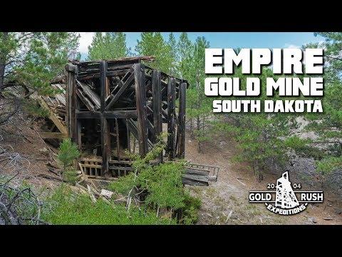 Empire Gold Mining Claims - South Dakota - 2017
