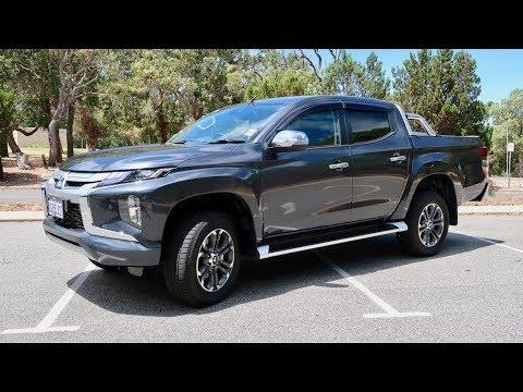 2019 Mitsubishi Triton L200 4x4 Quick Review & Test Drive