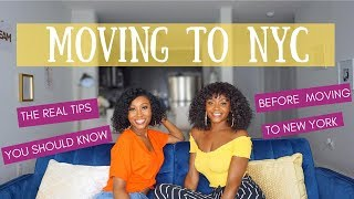 MOVING TO NEW YORK WITH $5.00! | What We Learned & What YOU Need To KNOW Before Moving to NYC!