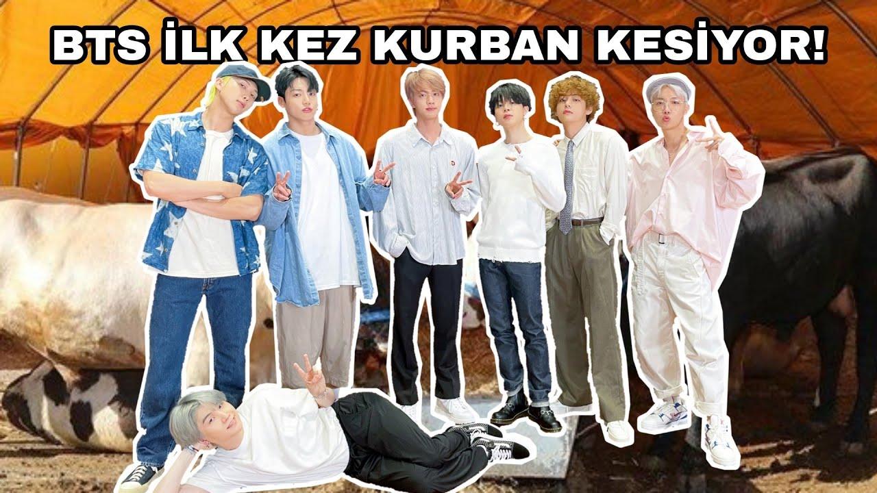 BTS ile KURBAN BAYRAMI!
