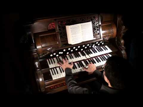 Nearer My God to Thee (tune: Bethany) - 2M Dominion Orchestral Reed Organ
