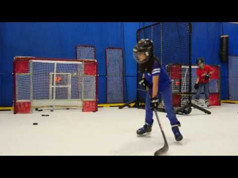 Shooting at Inflection Point Hockey