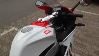 Aprilia RS4 50 - 80 CCM - Top Speed 150 km/h