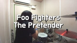 Foo Fighters - The Pretender (Drum Cover By Boogie Drum)