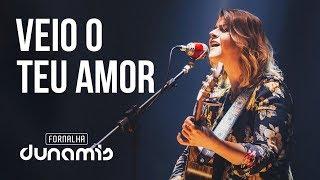 Veio O Teu Amor - Laura Souguellis | DVD Fornalha Tour Oficial thumbnail