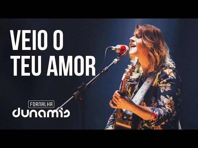 Veio O Teu Amor - Laura Souguellis | DVD Fornalha Tour Oficial