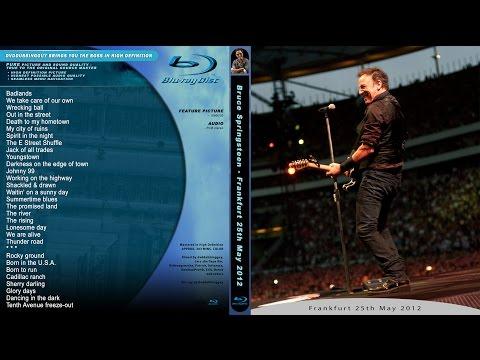 Bruce Springsteen - FULL SHOW - Frankfurt 25.5.2012 MULTICAM