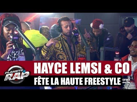 Hayce Lemsi fête 'La Haute' - Freestyle Kpoint, Lejuiice, Dinor RDT, Ryan Showoff, Gips59 & Krilino