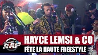 "Hayce Lemsi fête ""La Haute"" - Freestyle Kpoint, Lejuiice, Dinor RDT, Ryan Showoff, Gips59 & Krilino"